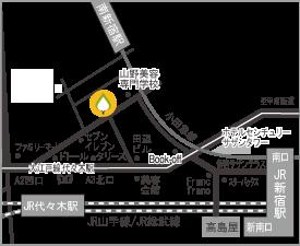 代々木本店_地図